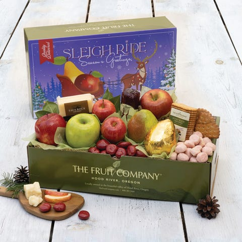 Classic Holiday Gift Box 2021