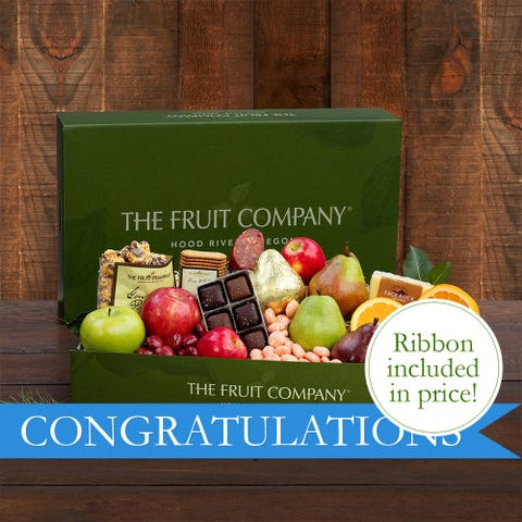 Grand Congratulations Gift Box