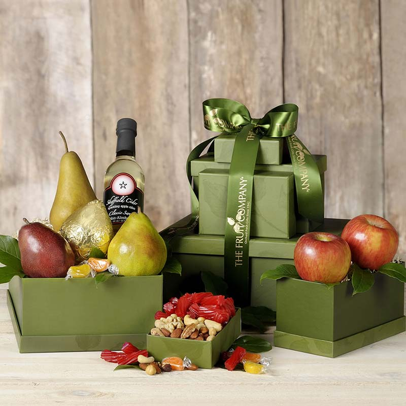 Orchard Allure Gift Tower
