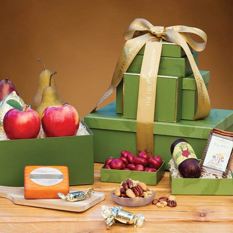 Orchard Gourmet Gift Tower