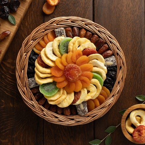 Orchard Bloom Dried Fruit Tray