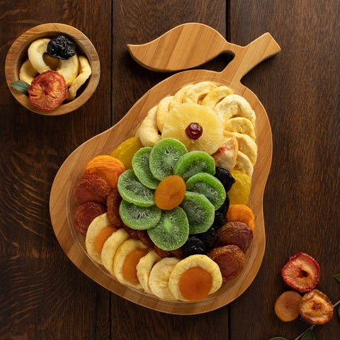 Perfect Pear Dried Fruit Tray