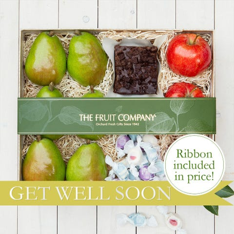 Gourmet Get Well Gift Box