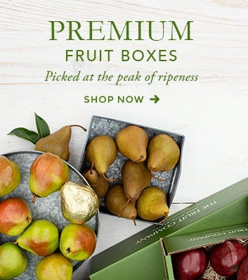 Premium Fruit Boxes Picked at the peak of ripeness Shop Now