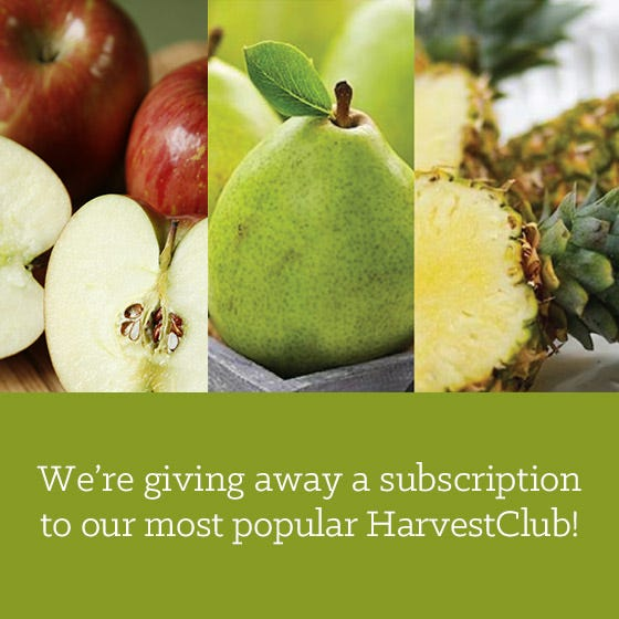 HarvestClub™ Giveaway from The Fruit Company