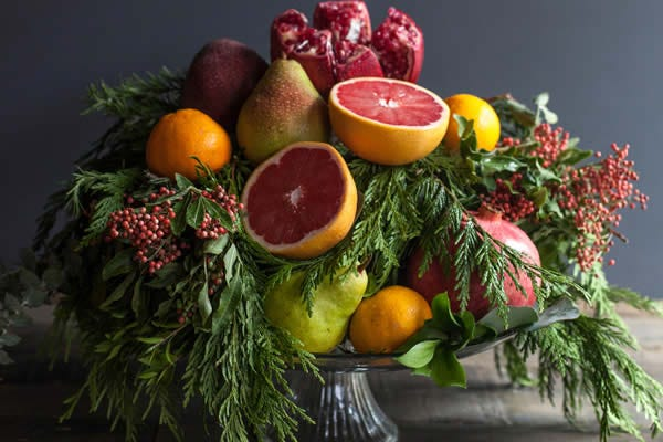 How To Make A Fresh Fruit Arrangement from The Fruit Company