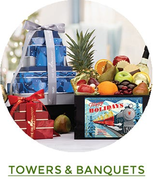 Corporate Towers and Gift Boxes